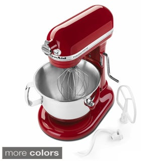 KitchenAid RKSM6573 6-quart Bowl-lift 6000 HD Stand Mixer (Refurbished)