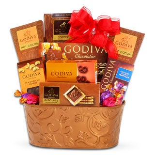 Alder Creek Godiva 'Timeless Treasures' Gift Basket
