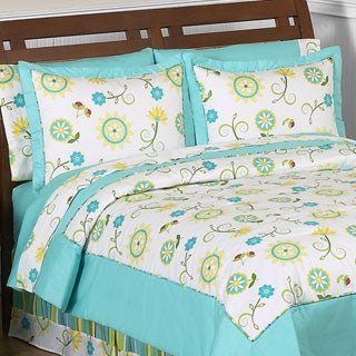 Sweet Jojo Designs Layla 3-piece Full/Queen Comforter Set