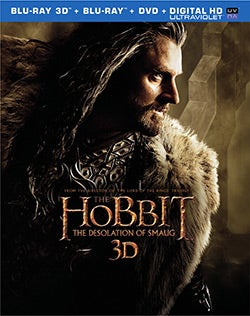 The Hobbit: The Desolation of Smaug 3D (Blu-ray/DVD)