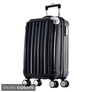 Olympia Stanton 21-inch Hardside Carry-on Spinner Upright