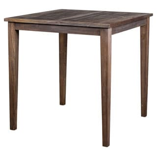 Siletz Handmade Teak Bar Table (India)