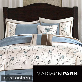 Madison Park Ashlyn 6-piece Comforter Set