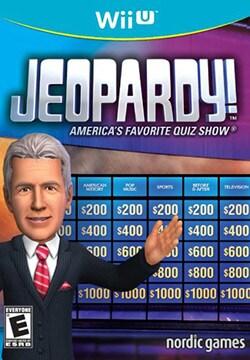 Nintendo Wii U - Jeopardy