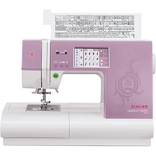 Singer 9985 Quantum Stylist Touch Electronic Sewing Machine