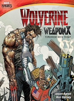 Marvel Knights: Wolverine Weapon X: Tomorrow Dies Today (DVD)