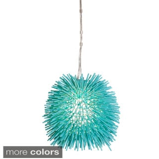 Varaluz Urchin 1-light Mini Pendant