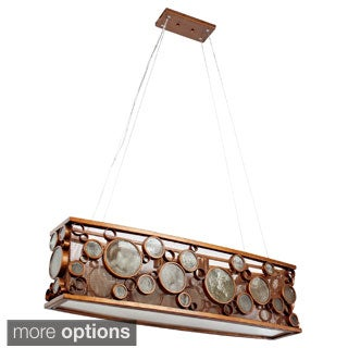 Varaluz Fascination 4-light Linear Pendant