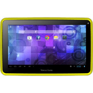 "Visual Land Prestige 7G 8 GB Tablet - 7"" - Wireless LAN - ARM Cortex"