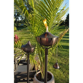 Maui Grande Tiki Torches (Set of 2)
