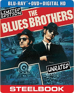 Blues Brothers Limited Edition Steelbook (Blu-ray/DVD)