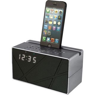 iLive ICB284 Speaker System - Wireless Speaker(s) - Metallic Silver