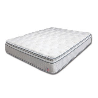 Englander Quilted Pillow Top 11-inch Queen-size Innerspring Mattress
