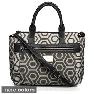 Nine West Hexagram Satchel