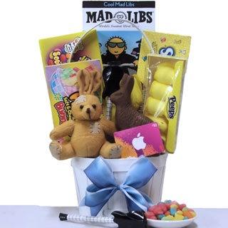 Cool Dude Tween Boys Easter Gift Basket