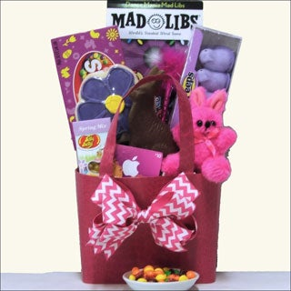 Cool Chick Tween Girl Easter Gift Basket
