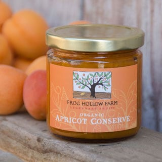 Frog Hollow Farm Organic Apricot Conserve (Pack of 3)