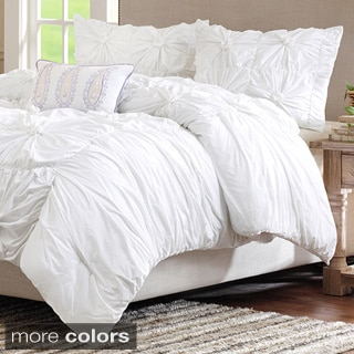 Madison Park Maxine 4-piece Duvet Cover Set