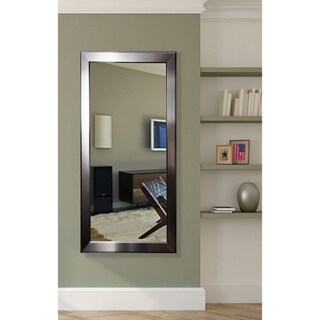 American Made Rayne Silver Rounded Tall Mirror