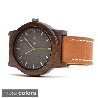 Tmbr Sandalwood 'The Burly' Chronograph Watch