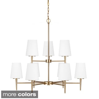 Driscoll 9-light Multi-tiered Chandelier