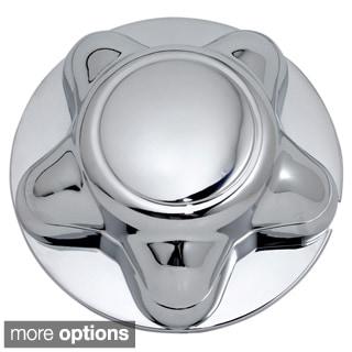 Oxgord Bolt-on Wheel Rim Cover 5-lug 16-inch and 17-inch Wheels Center Caps Hub