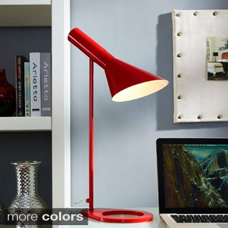 Flashlight Metal Table Lamp
