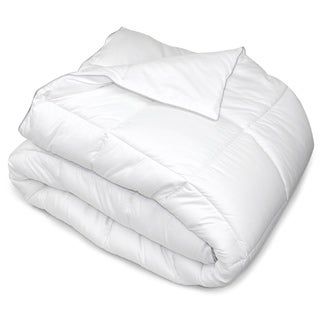 Serta Perfect Sleeper Egyptian Cotton Down Alternative Comforter