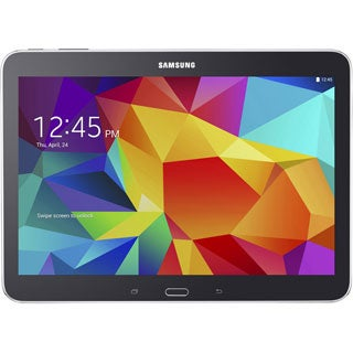 "Samsung Galaxy Tab 4 SM-T530 16 GB Tablet - 10.1"" - Wireless LAN - 1."
