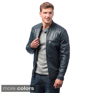 Andrew Marc Men's Glove Leather Jacket