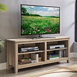 Rustic Entertainment Centers Overstock Shopping The