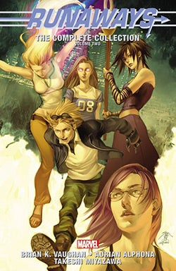 Runaways: The Complete Collection 2 (Paperback)