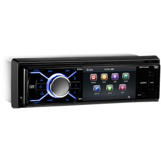"Boss BV7345 Car DVD Player - 3.2"" LCD - 68 W RMS - Single DIN"