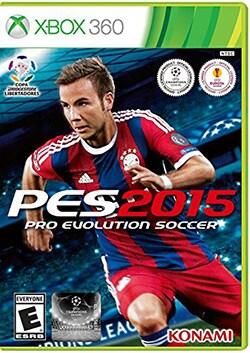 Xbox 360 - Pro Evo Soccer 2015
