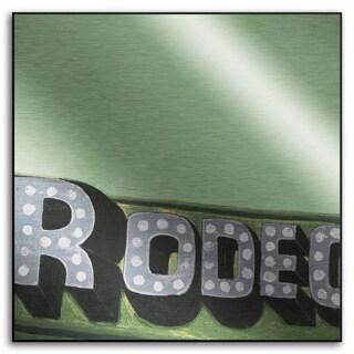 Bailey's 'Rodeo' Metal Art