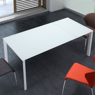 Helsinki White Extension Table
