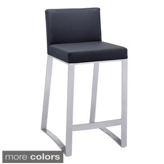 Sunpan Architect Cushioned Counter Stool