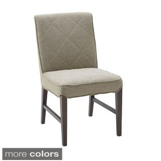 Sunpan Society Upholstered Dining Chairs (Set of 2)