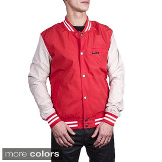 Men's 'Summer Varsity' Two-tone Jacket