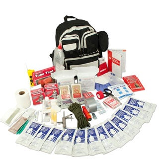 Emergency Zone 2-person Urban Survival Bug-out Bag 72 Hour Survival Kit