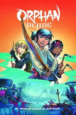 Orphan Blade (Paperback)