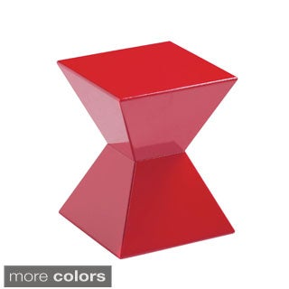 Sunpan Rocco High Gloss End Table