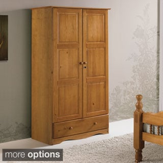 Palace Imports Universal Solid Wood Customizable Wardrobe