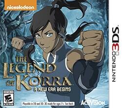 Nintendo 3DS - Legend of Korra
