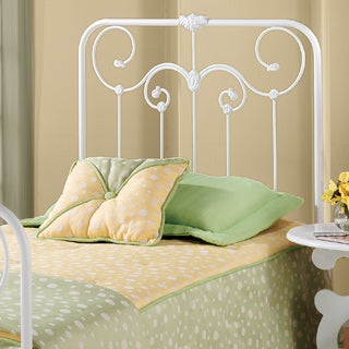 Lindsey Textured White Bed Set