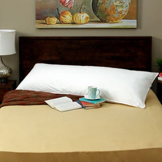 Sealy Soft Support Hypoallergenic Down Alternative Body Pillow