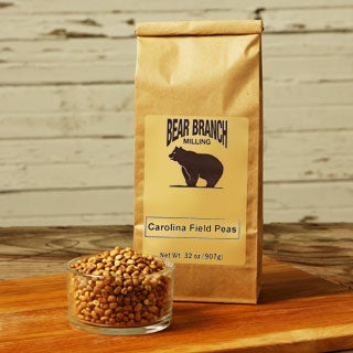 Bear Branch Milling Old-fashioned Carolina Dried Field Peas (12 Pounds)