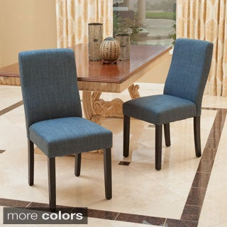 Christopher Knight Home Jace Button Tufted Leather Dining