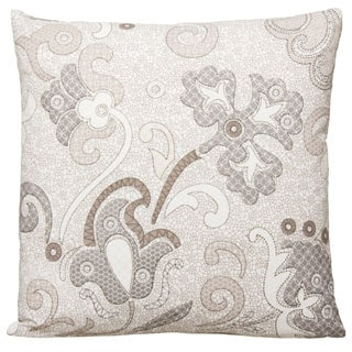 20 x 20-inch Colette Decorative Throw Pillow (India)