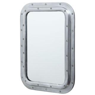 Submarine Rectangular Wall Mirror (India)